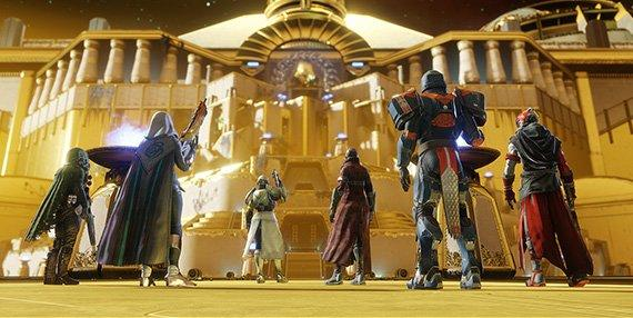 Destiny 2 to go down for 4 hours from 5pm