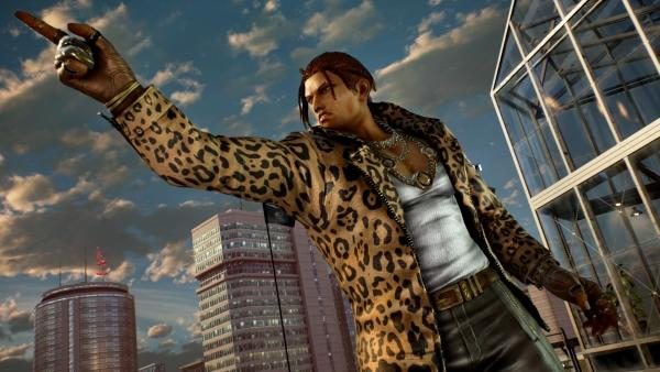 Bandai Namco Announces Return of Eddy Gordo