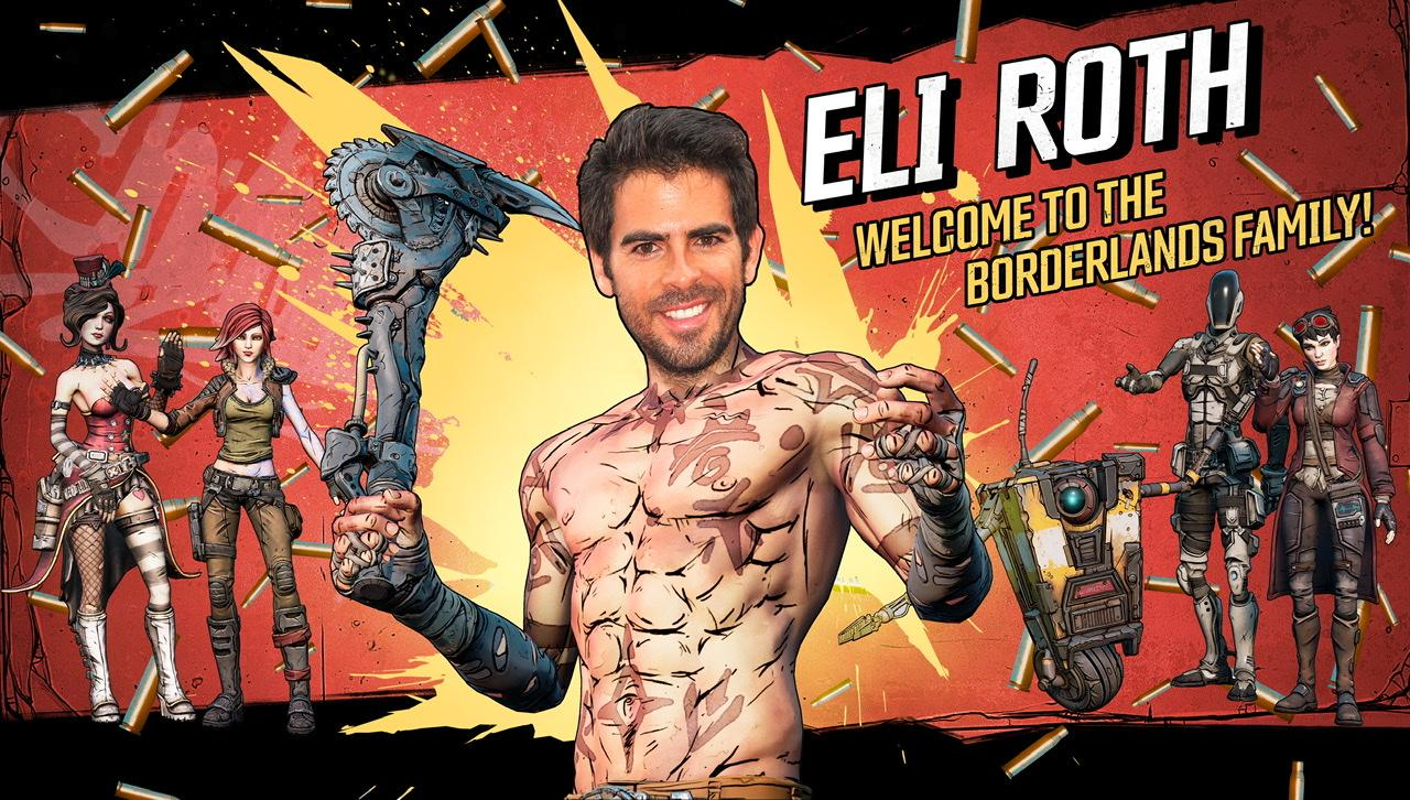 Eli Roth to direct Borderlands movie