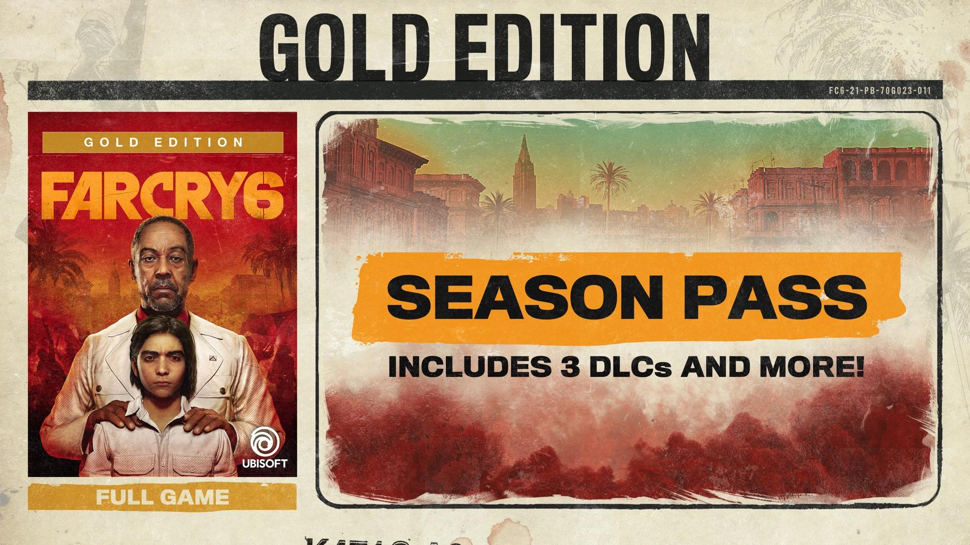 Far Cry 6 Collector S Edition Comes With A Flamethrower Xbox One