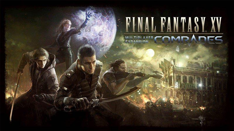 Final Fantasy XV: Comrades Multiplayer DLC Gets New Release Date After Delay
