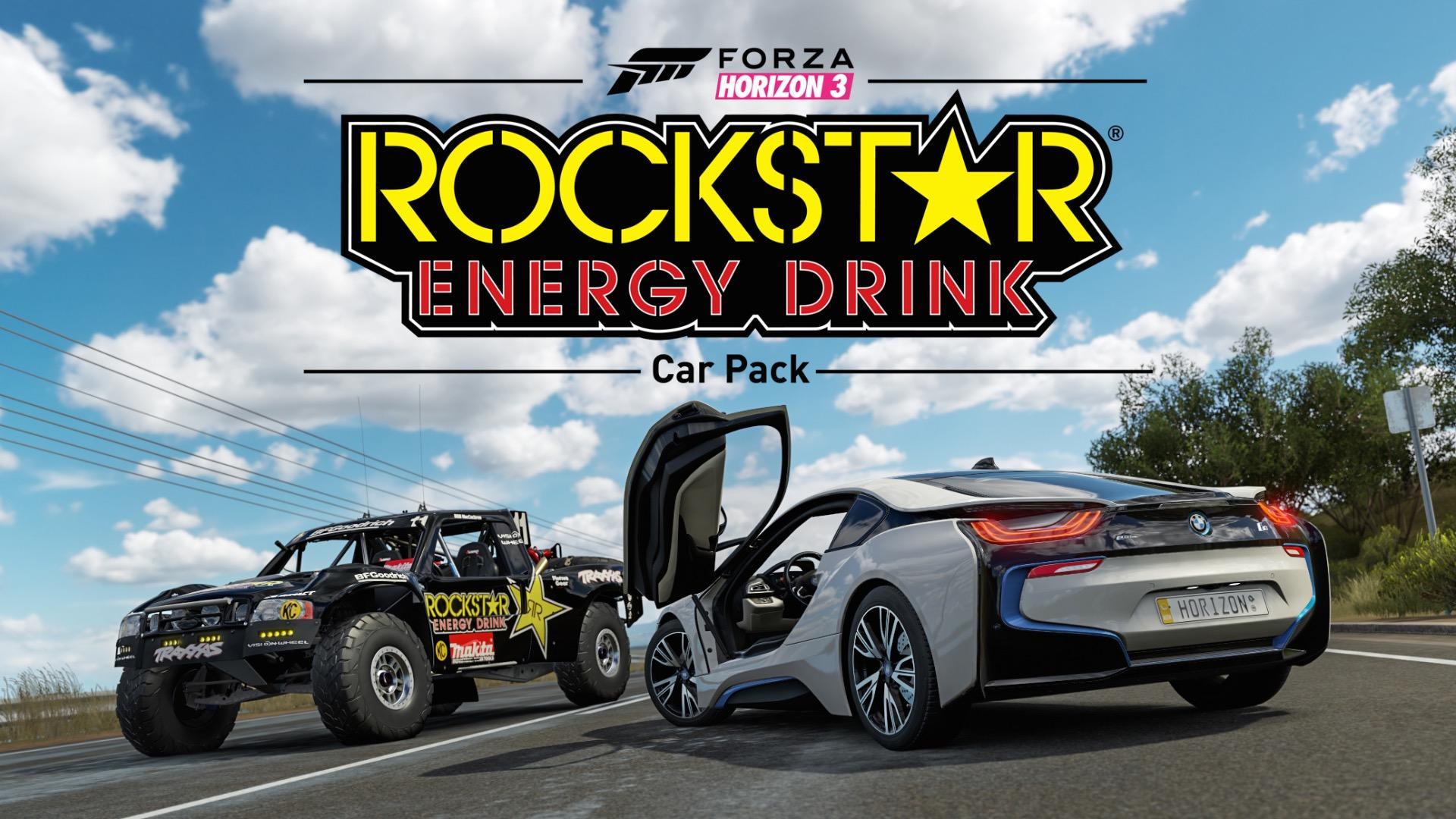 Forza Horizon 3 Rockstar Car Pack Out Now Xbox e Xbox 360 News