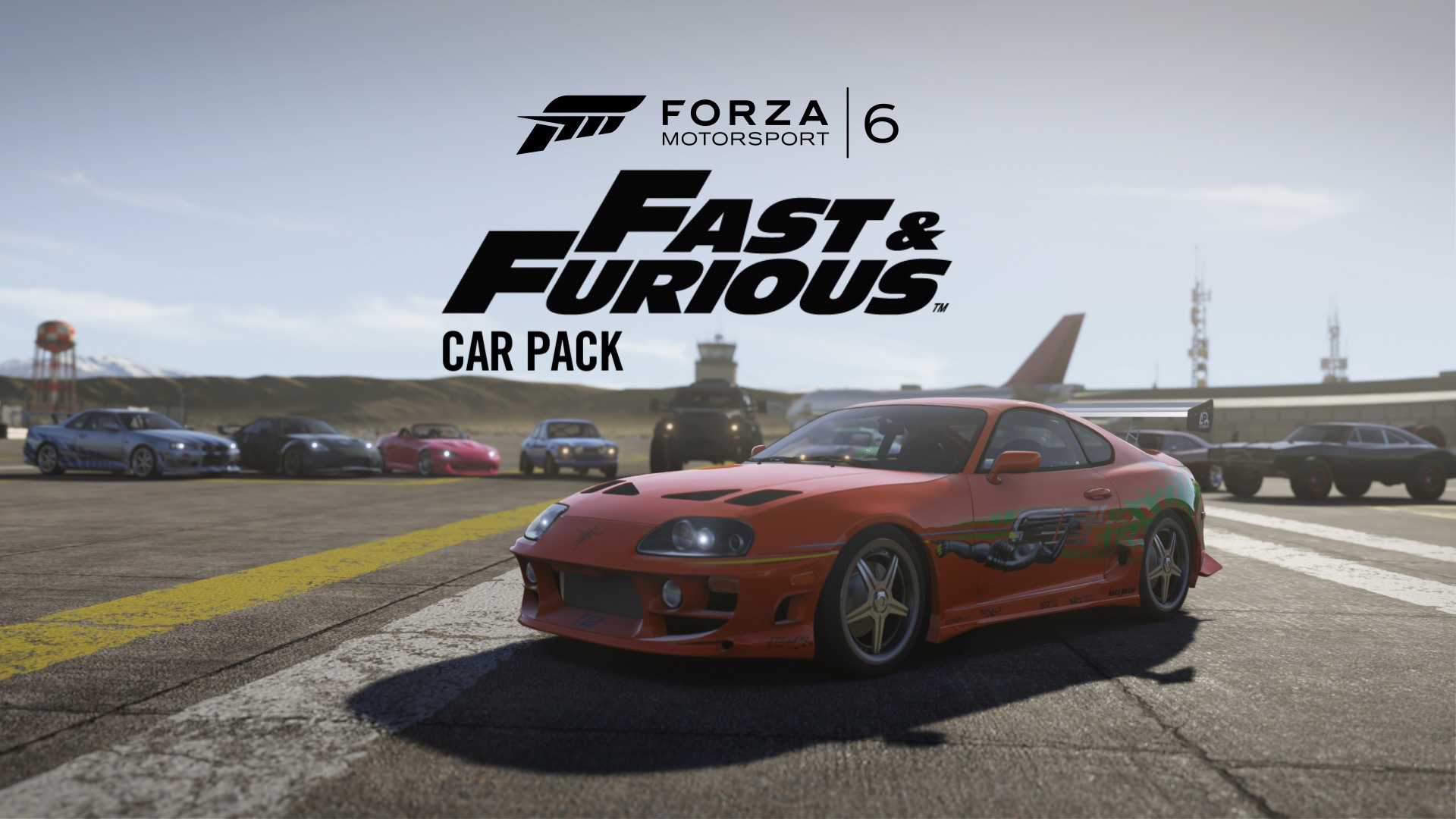 Forza Motorsport 6s Fast Amp Furious Car Pack Out Now