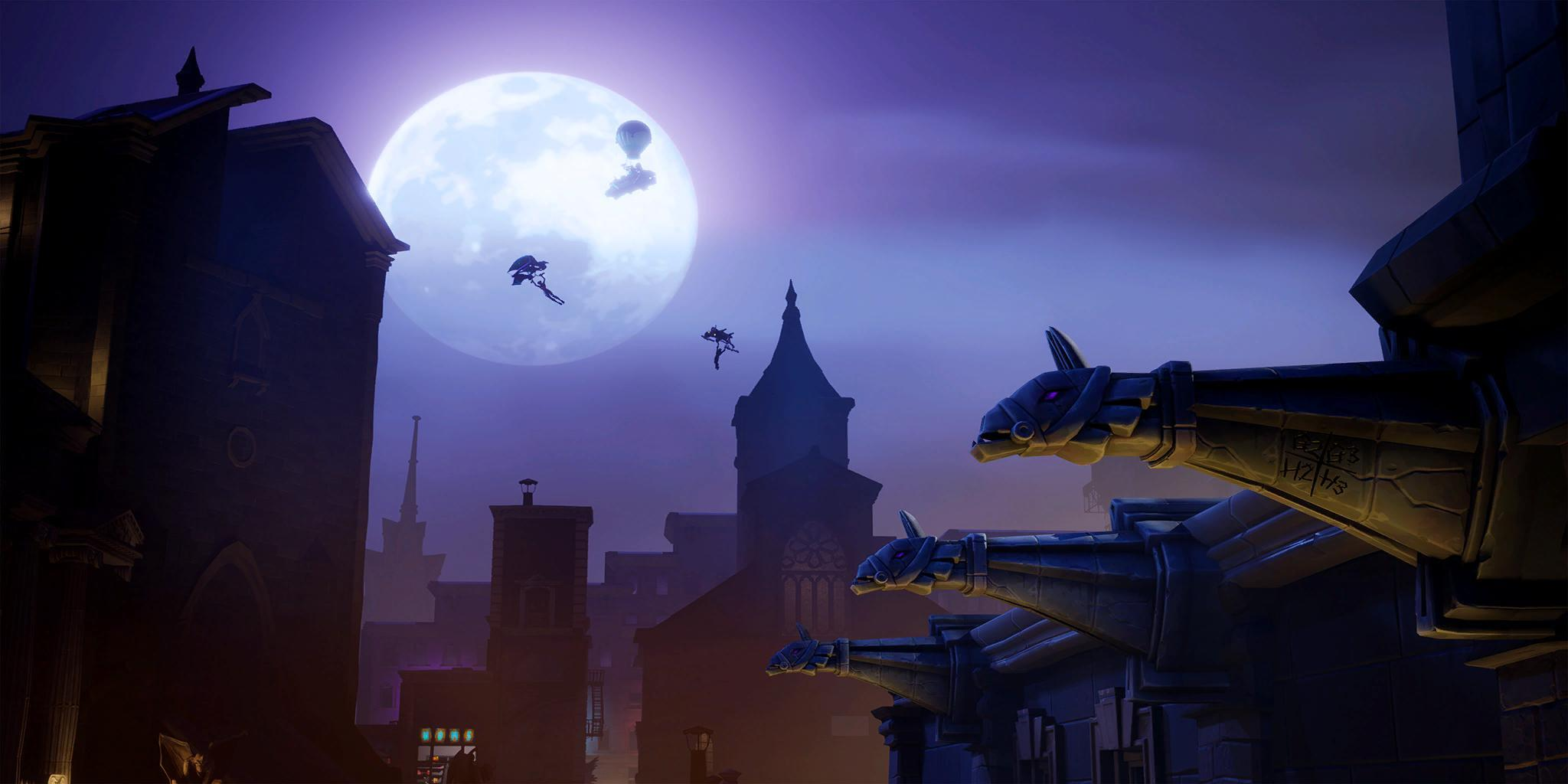 Fortnite dataminers find evidence of Batman collaboration coming soon