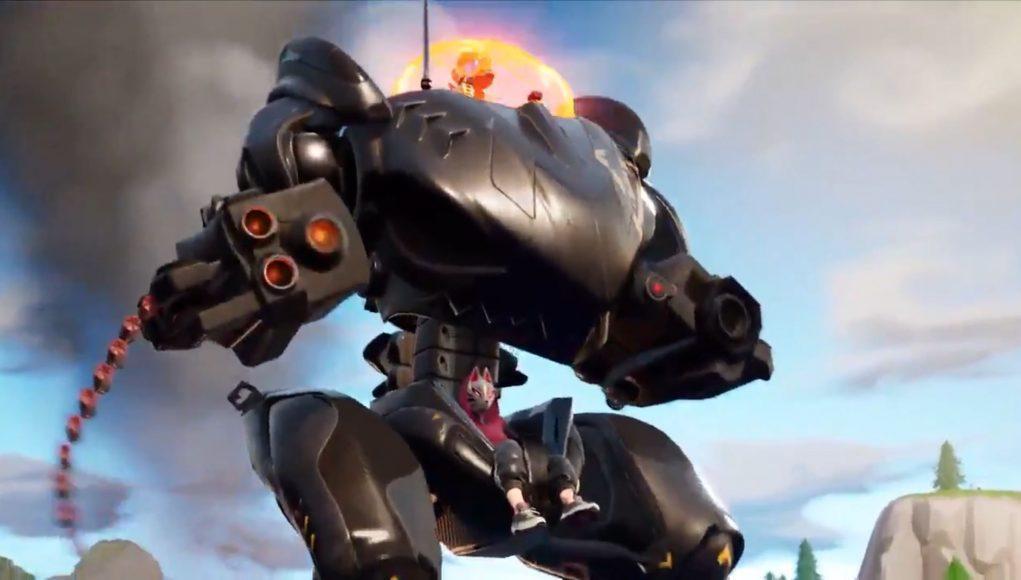 Epic Has Finally Nerfed Fortnite's Powerful B R U T E  Mech