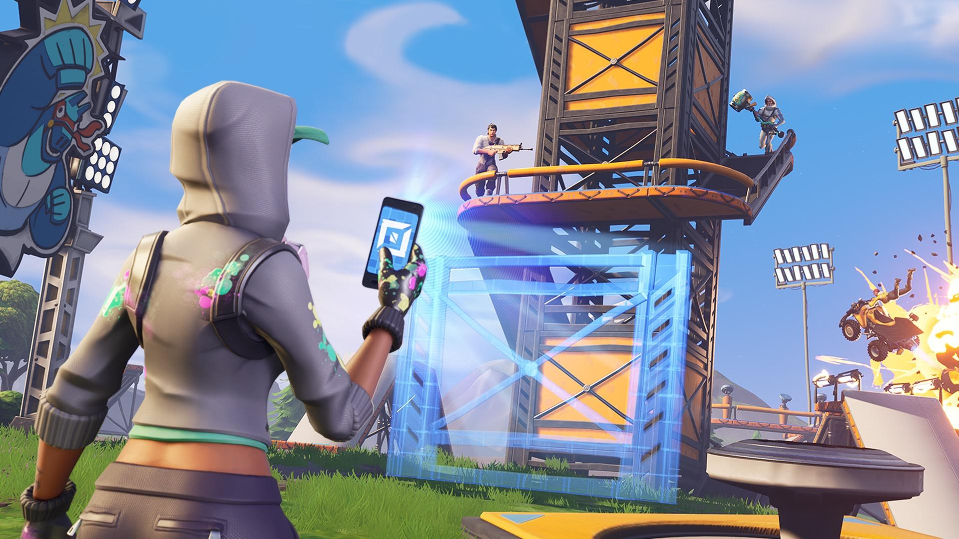 Fortnite Creative announced - opening up a whole new way to play!