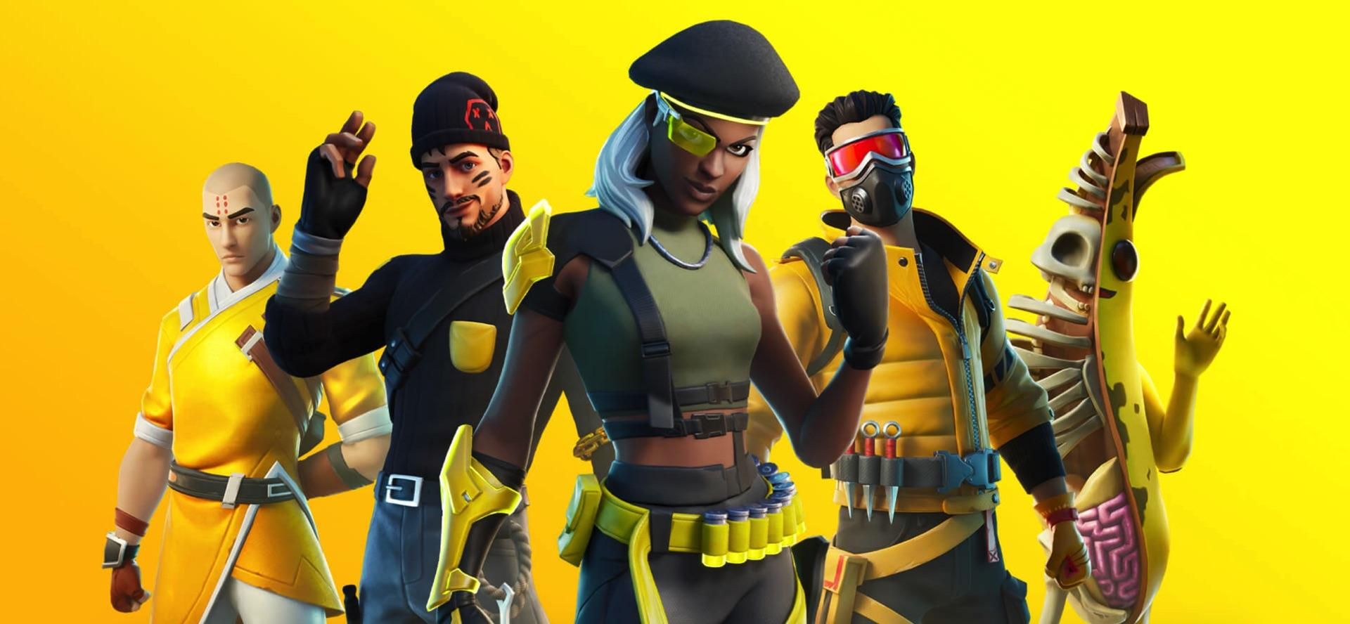 fortnite is coming to xbox series x at launch in an