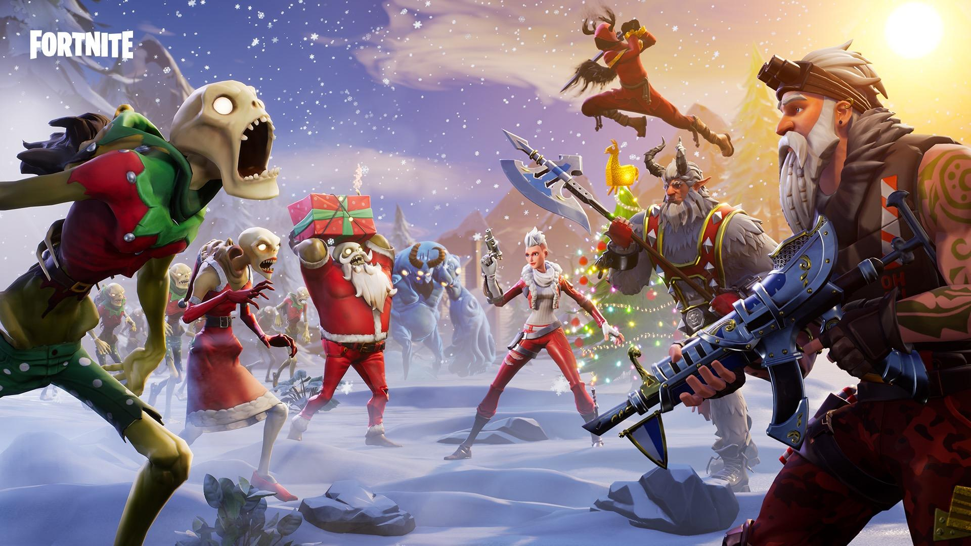 Days of Fortnite Event Added in Fortnite Patch 7.10