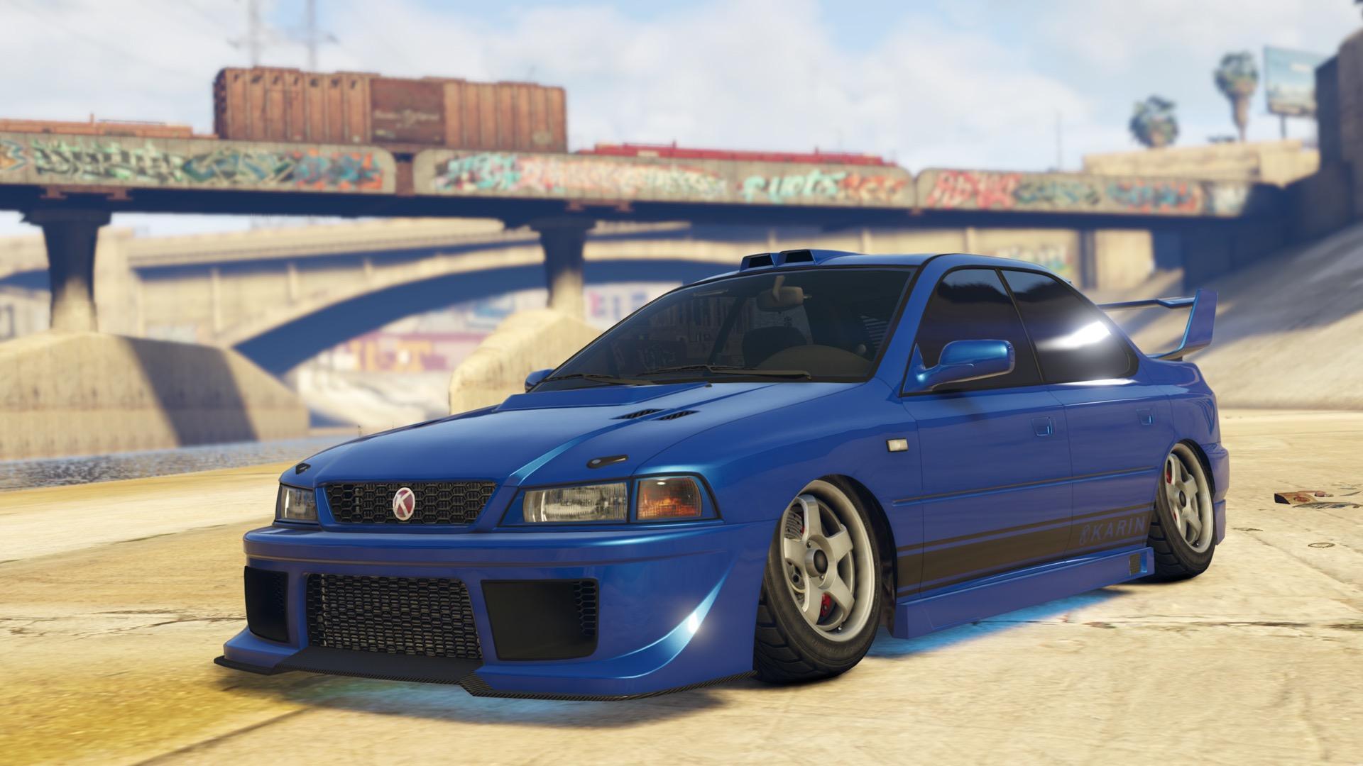 Gta Online Adds The Karin Sultan Classic Sports Car Xboxachievements Com