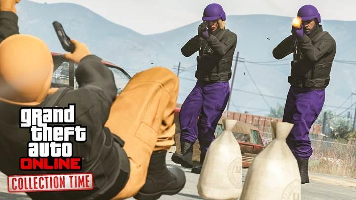 Rockstar Games Introduces New GTA Online Adversary Mode