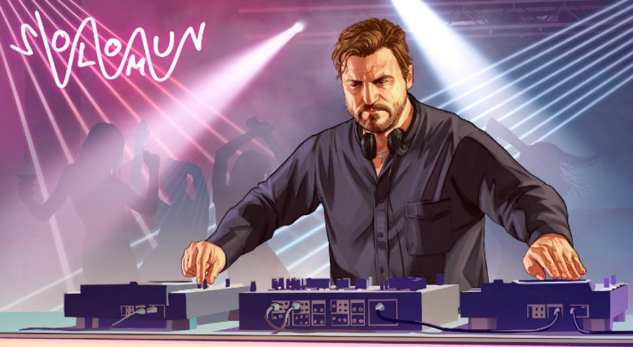 Rockstar Games makes official music video for DJ Solomun using GTA V