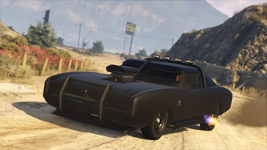 GTA Online Tiny Racers Mode To Release Next Week, New Trailer Released