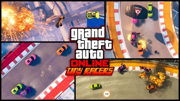 GTA Online goes old-school with top-down Tiny Racers mode