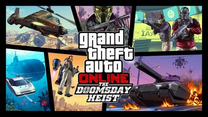 'Massive' new adventure heading to GTA Online next week