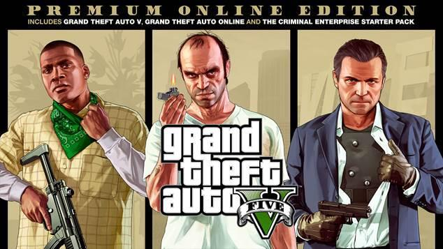 GTA V: Premium Edition Officially Announced, Comes With Criminal Enterprise Pack