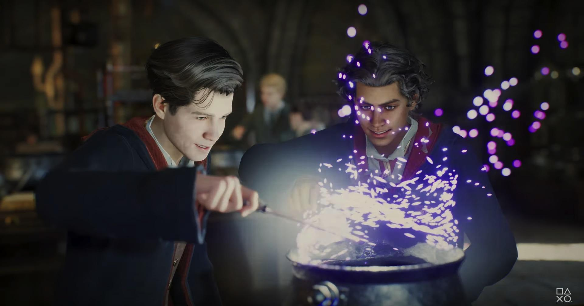 Warner Bros unveils new Harry Potter game 'Hogwarts Legacy'