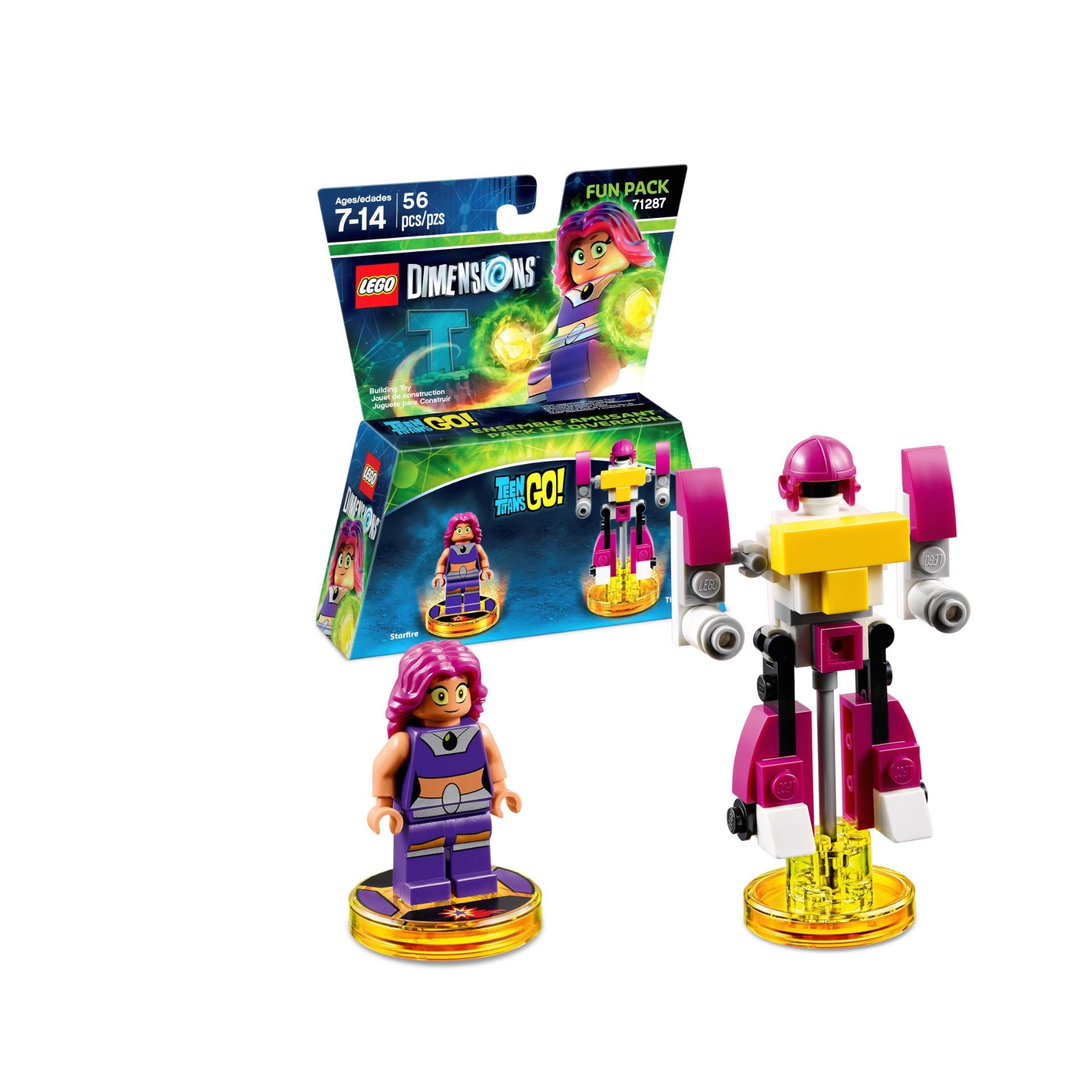 LEGO Dimensions Beetlejuice, Teen Titans Go! And Powerpuff ...