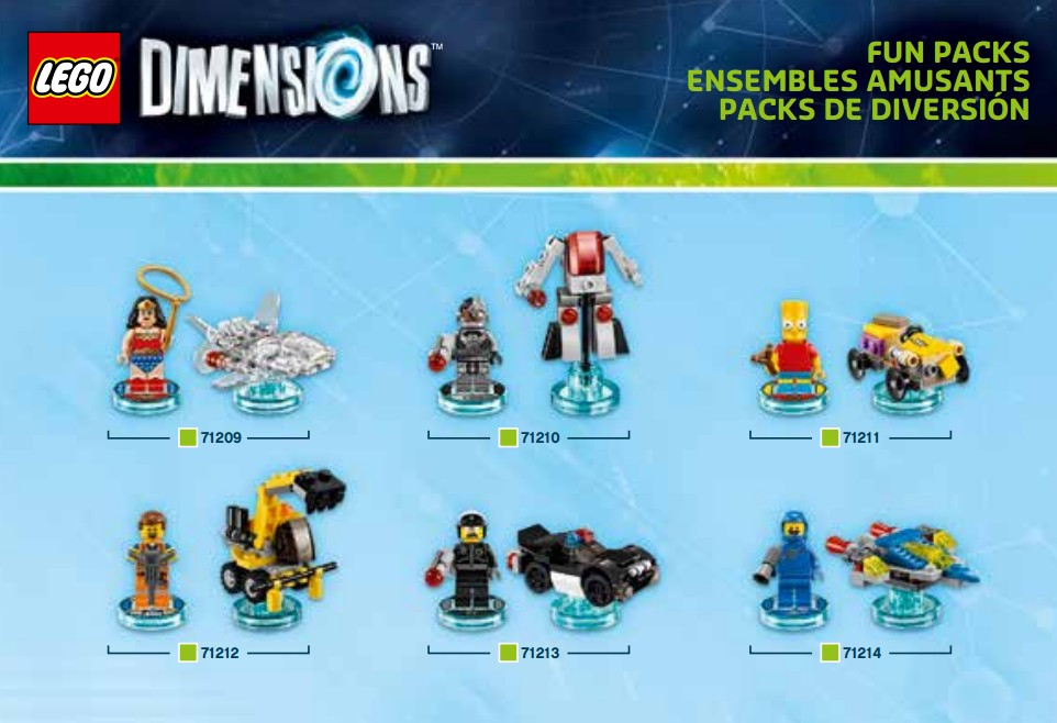 lego dimensions bart simpson car instructions