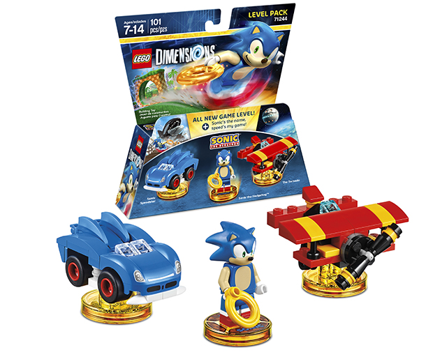 Target Sonic Toys : Lego dimensions sonic e t gremlins and fantastic beasts