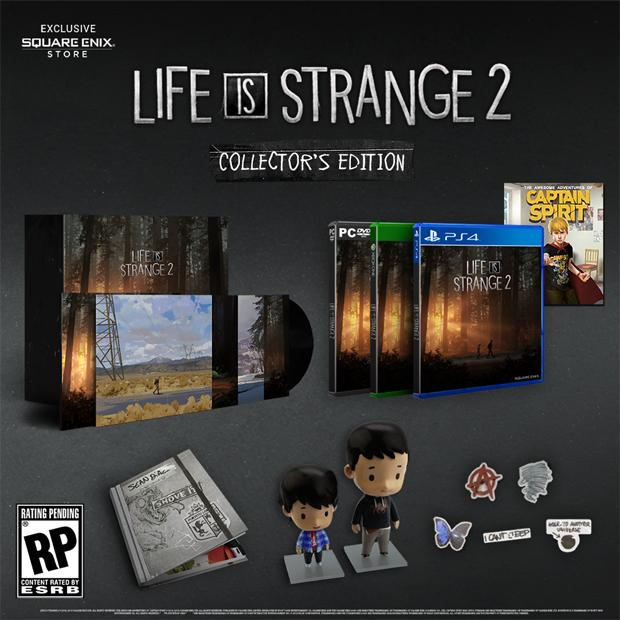 Life Is Strange 2 Getting Boxed Release Later This Year
