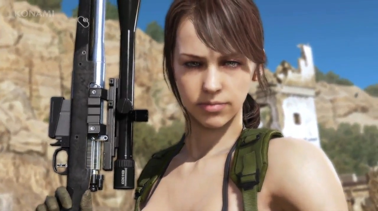 Keeping Quiet in Metal Gear Solid V: The Phantom Pain