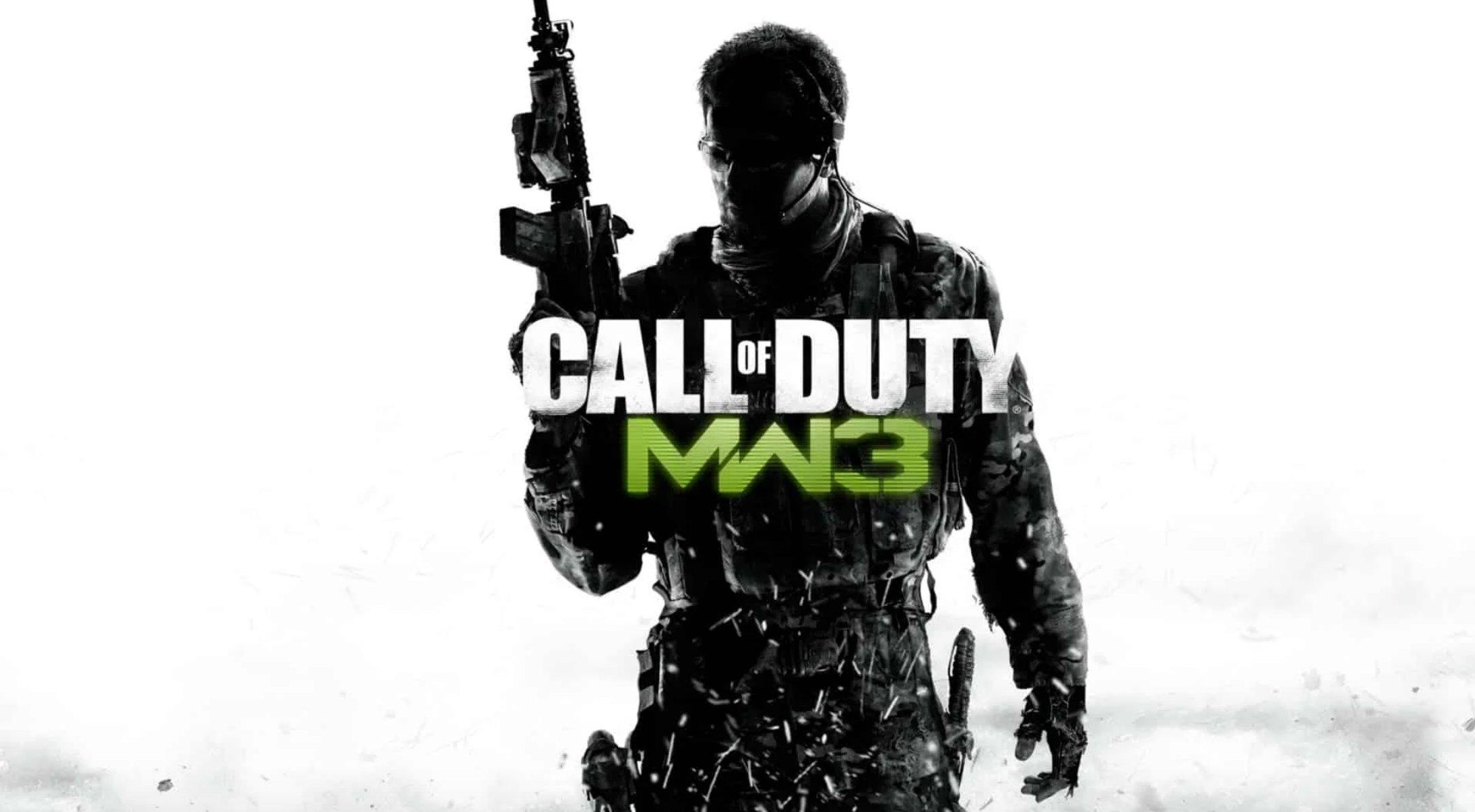 Call Of Duty Modern Warfare 3 Remastered Rumours Surface Xbox