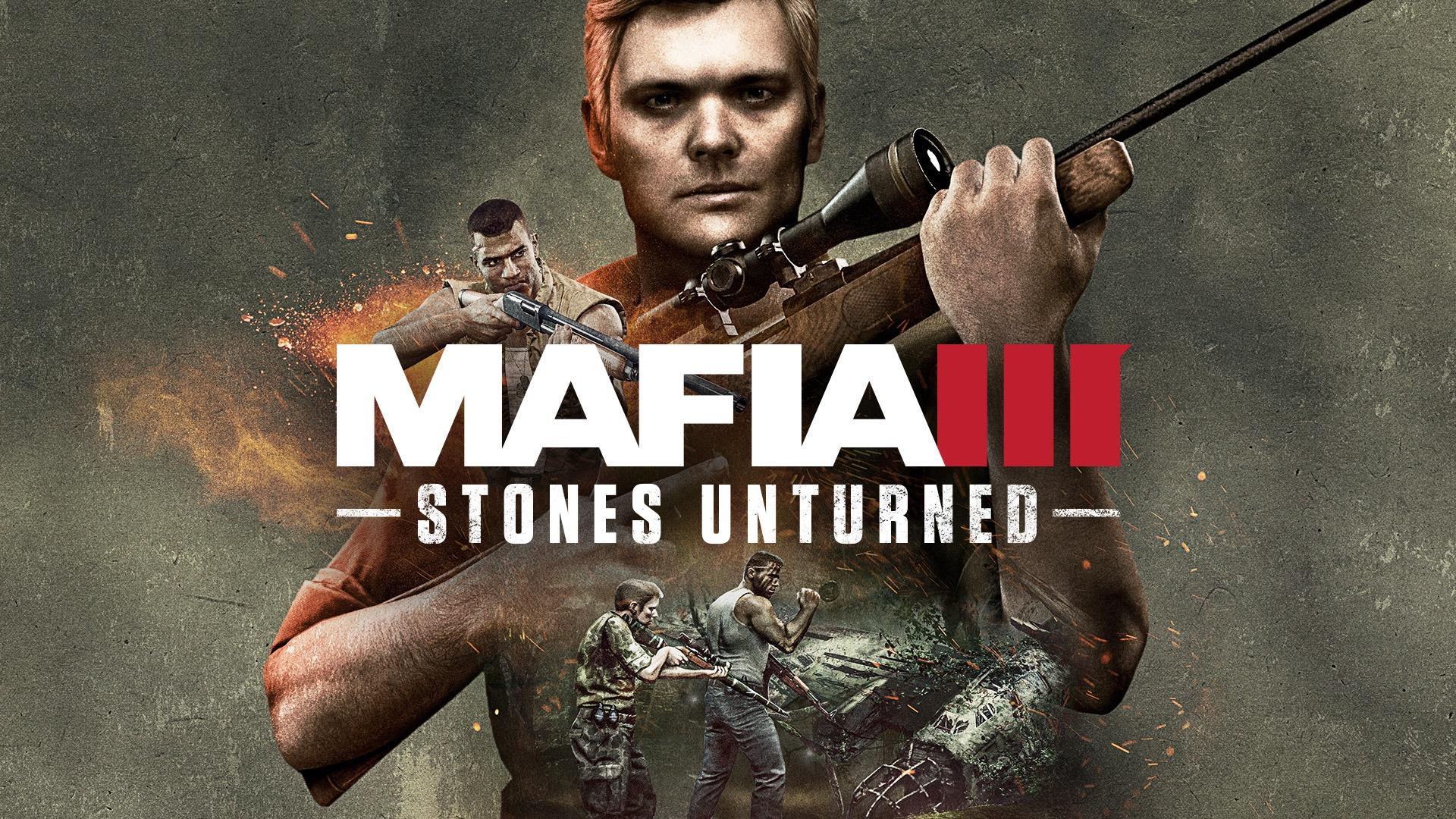 Mafia III Stones Unturned DLC has launched