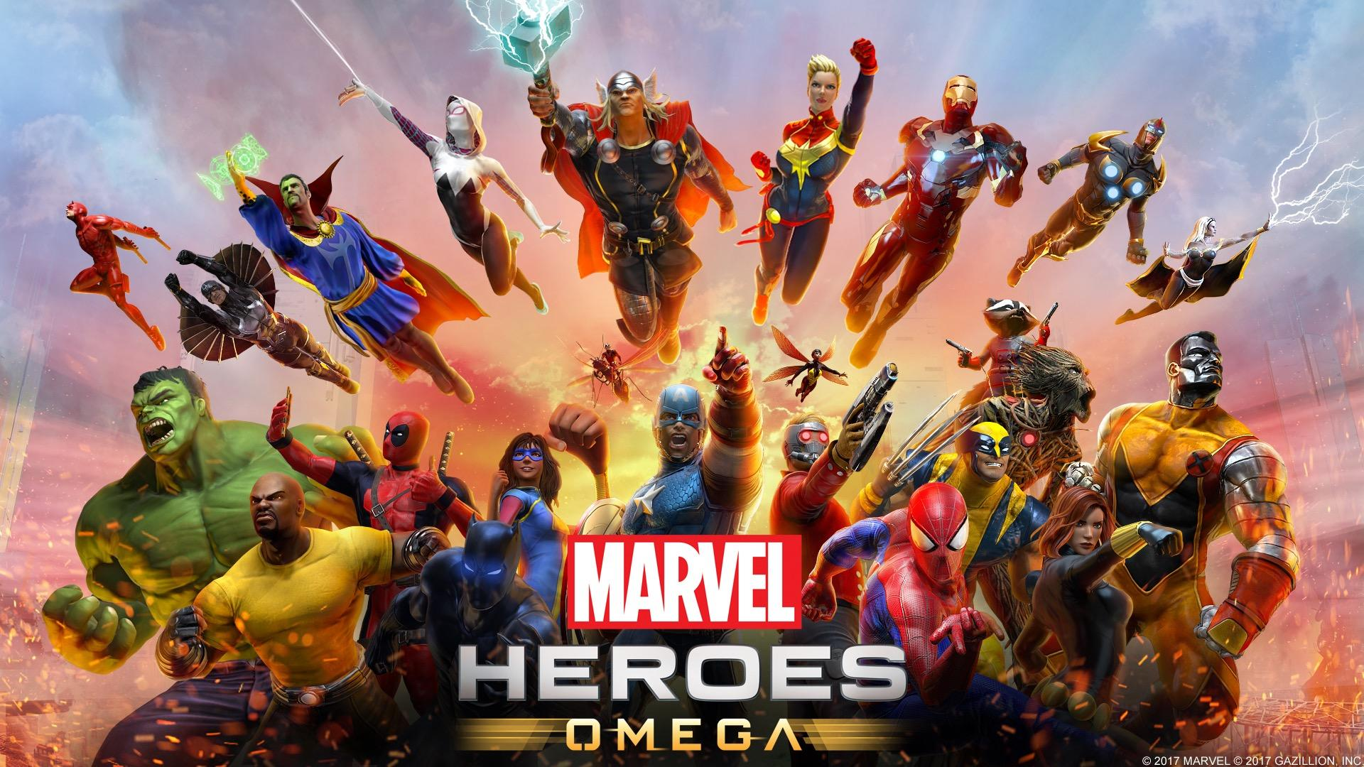 Marvel Heroes Omega Makes Its Way To PS4 And Xbox One Soon