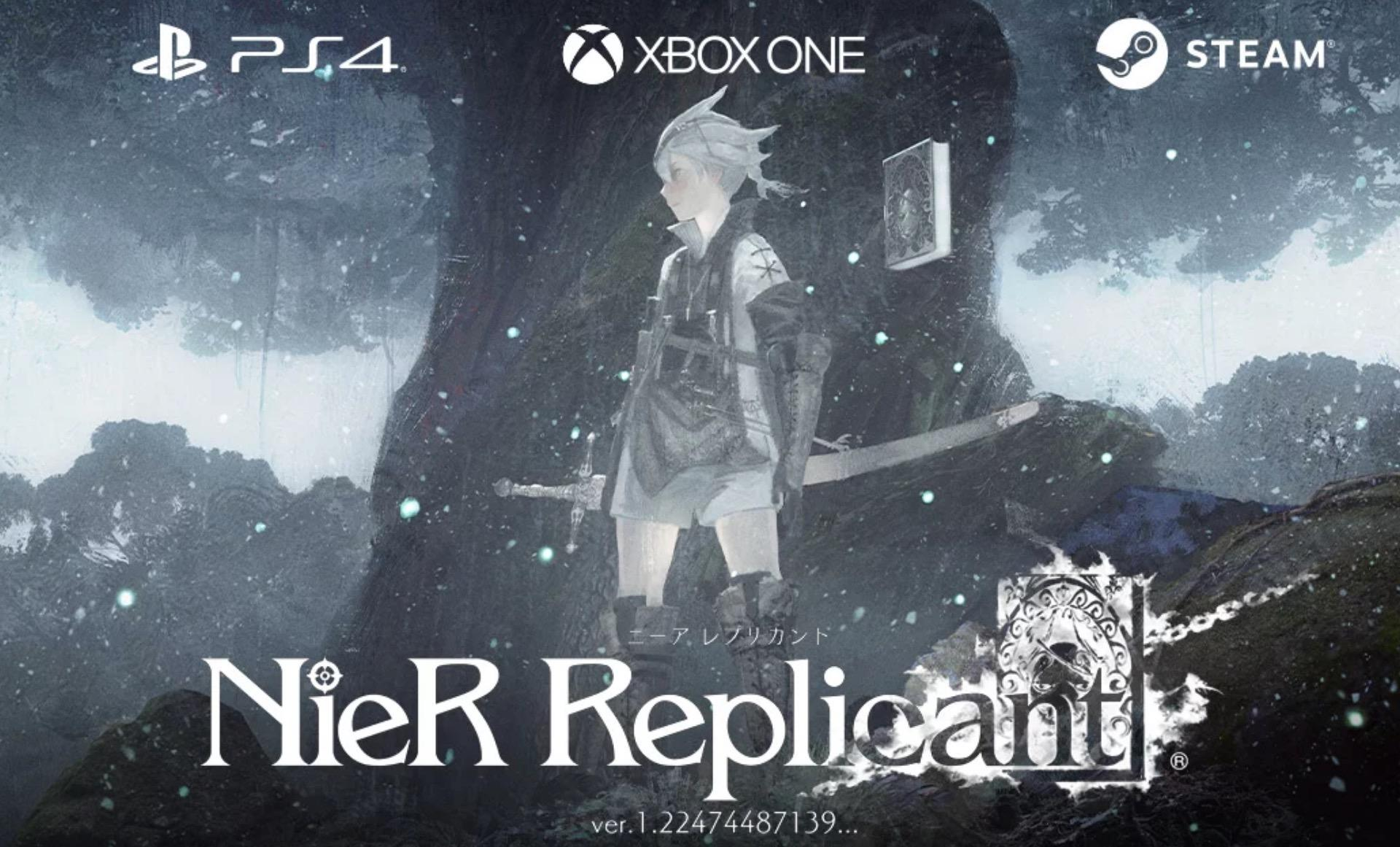 Nier Reincarnation is a new Nier game for iOS and Android