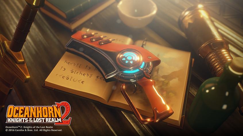 Oceanhorn 2 Announced, Looks Stunning