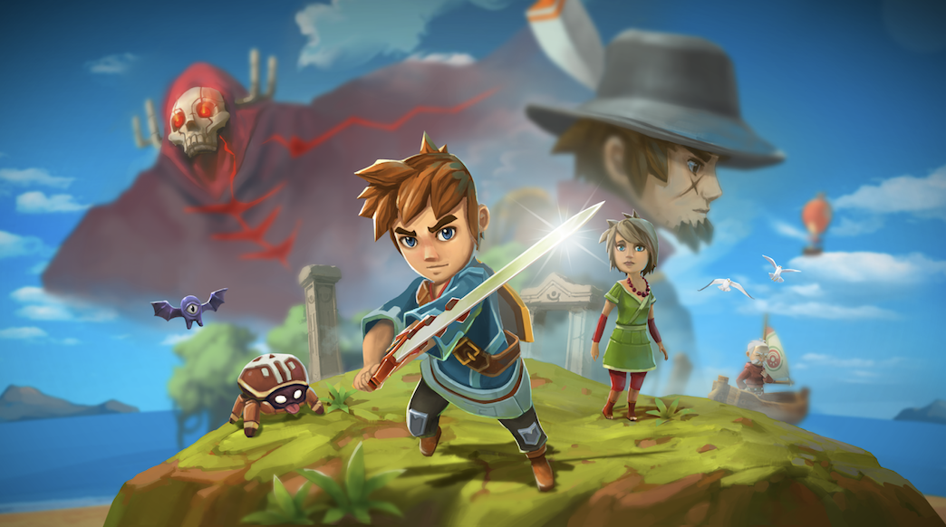 Oceanhorn To Launch For PS4 And Xbox One On September 7th