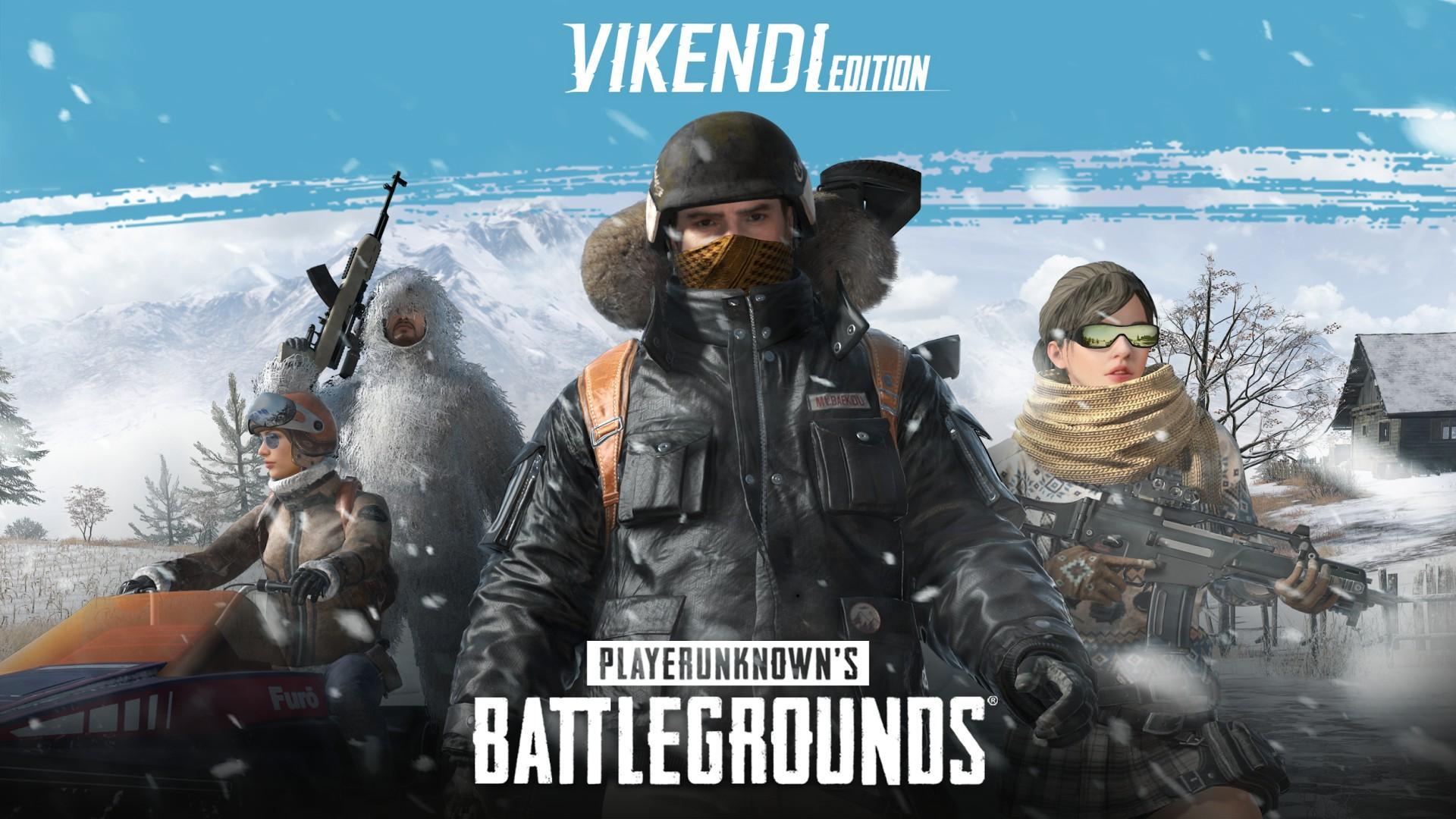 Pubg S Winter Themed Vikendi Map Is Live Right Now Playstation 4