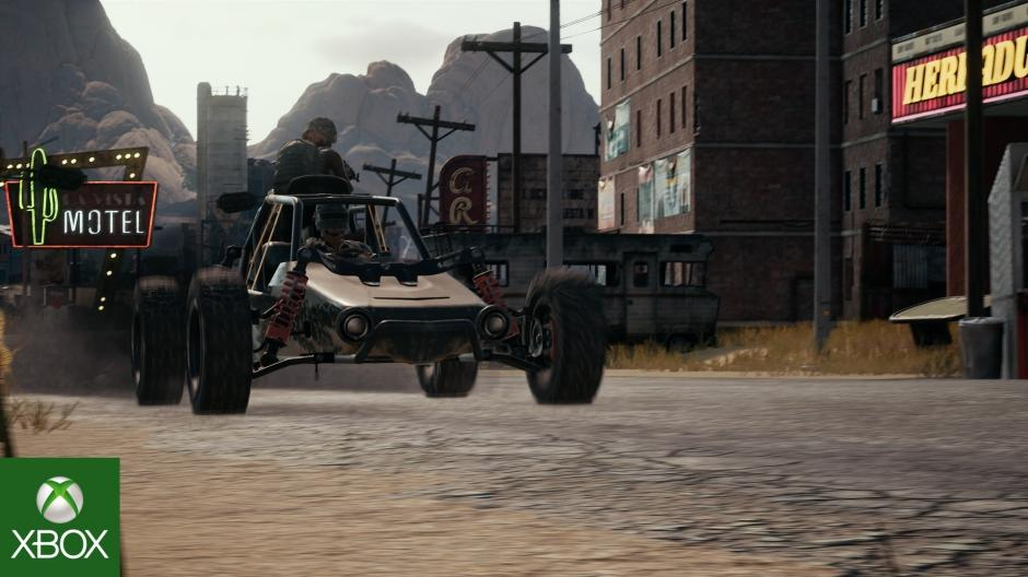 PUBG Xbox One Miramar test server taken offline shortly after going live
