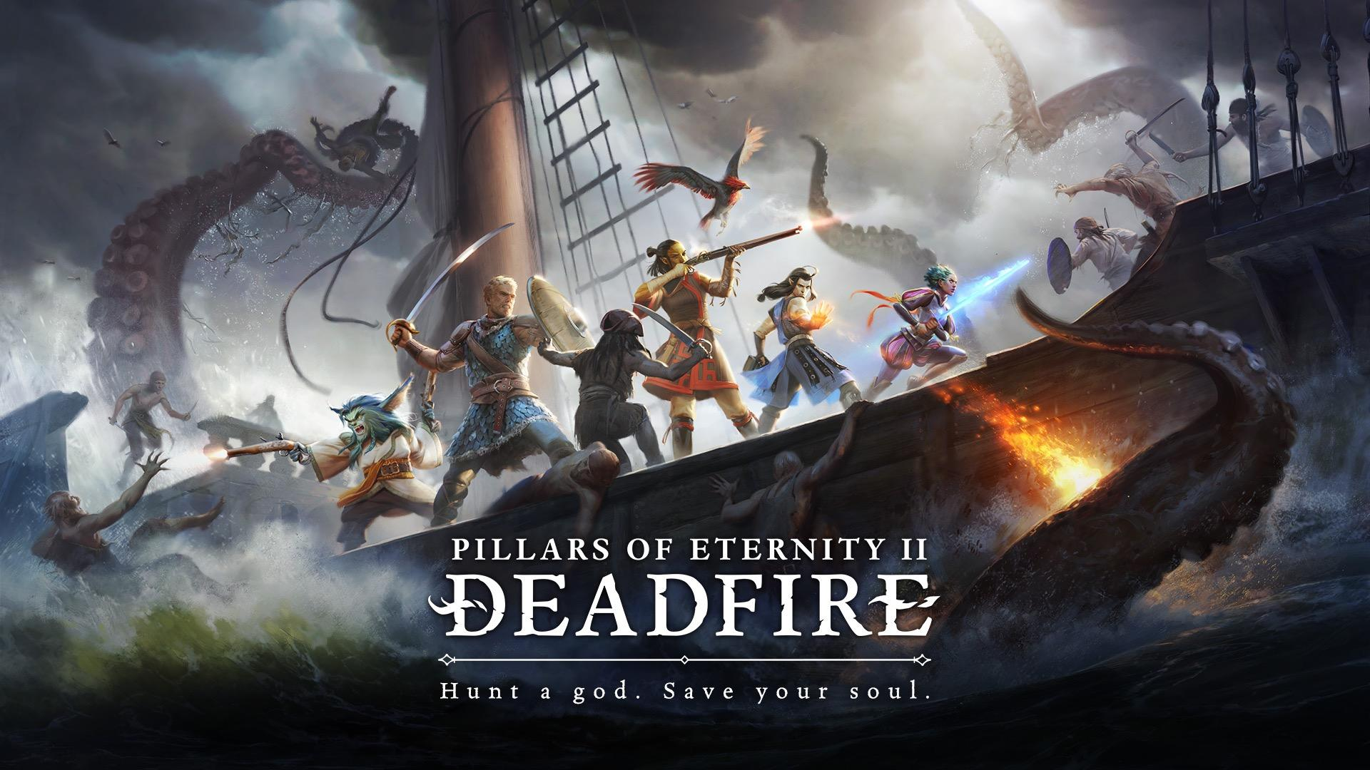 Pillars of Eternity 2: Deadfire console release due holiday 2018
