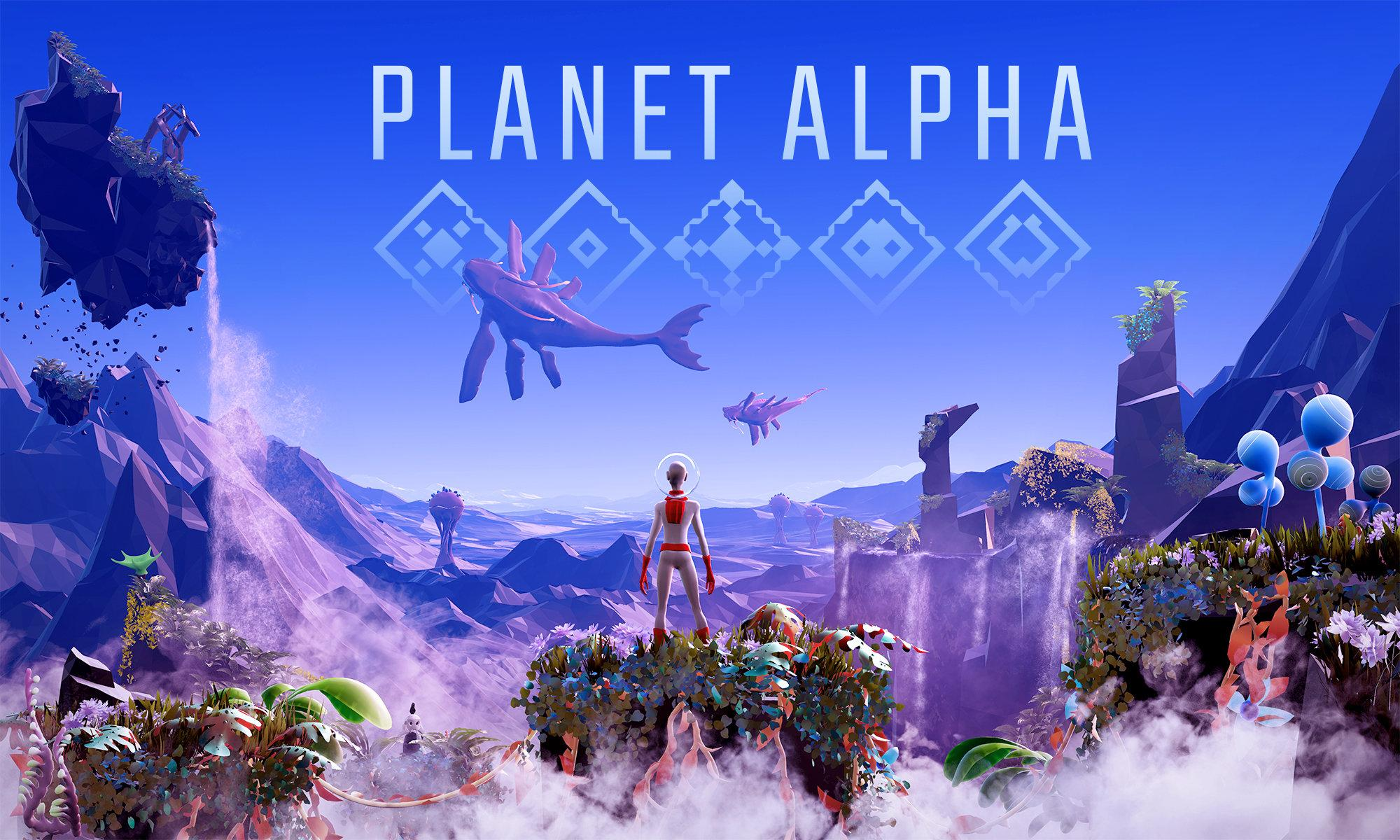 Planet Alpha is an Upcoming Sci-Fi Platformer From Former IO Dev
