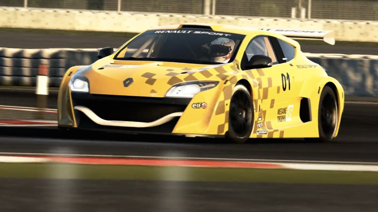 Bandai Namco And Slightly Mad Studios Have Released The New Renault Sport Car Pack DLC For Project CARS Adding Five Vehicles From French