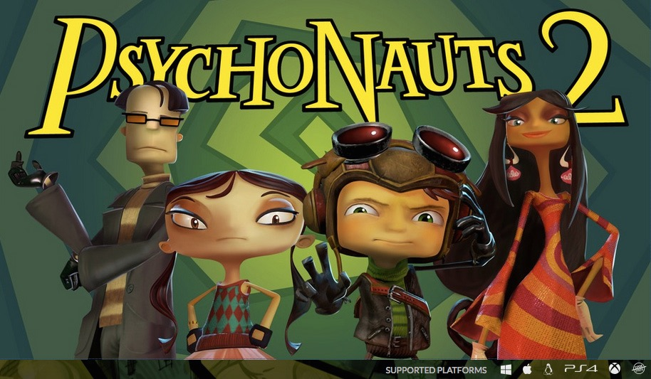 Psychonauts 2 Test Gameplay Re-Introduces Us To A Familiar
