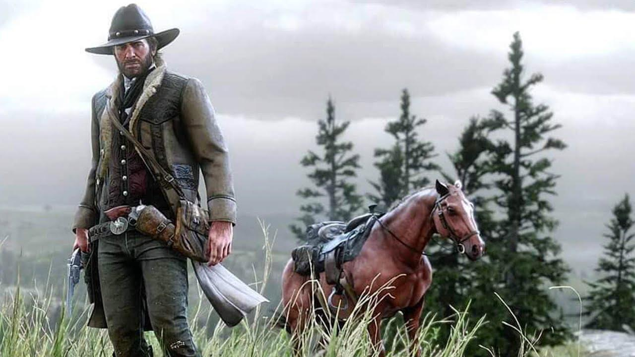 Red Dead Redemption 2's PS4 Exclusive DLC is Now Available