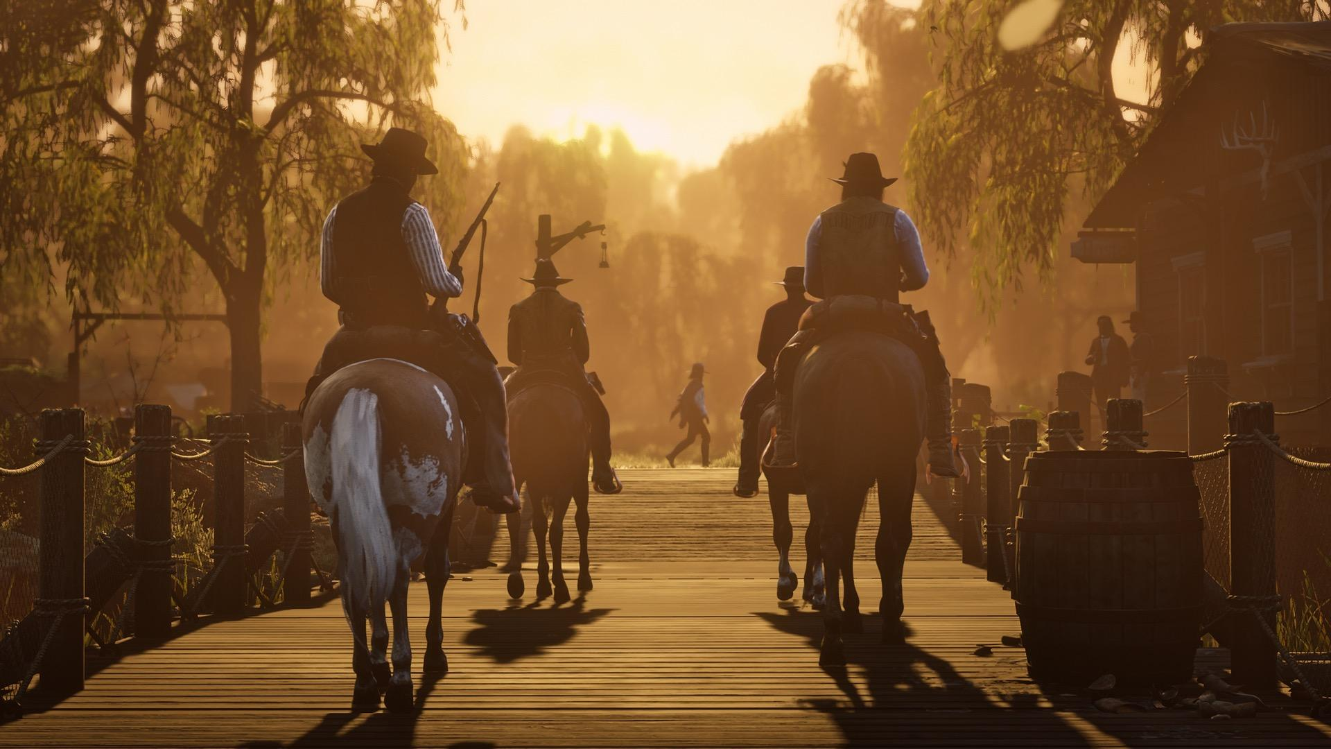 Red Dead Online's Next Big Update Arrives This Spring