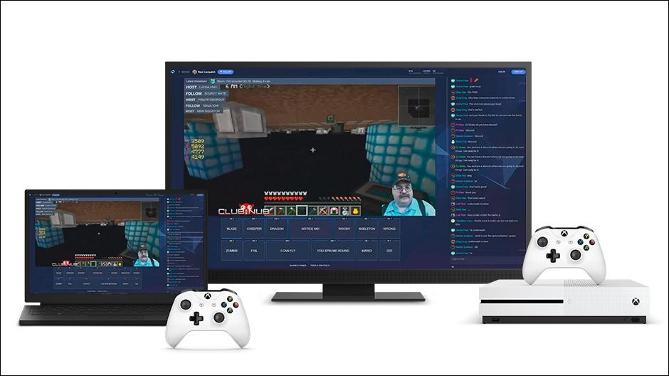 Beam streaming and custom tournaments coming to Xbox Live