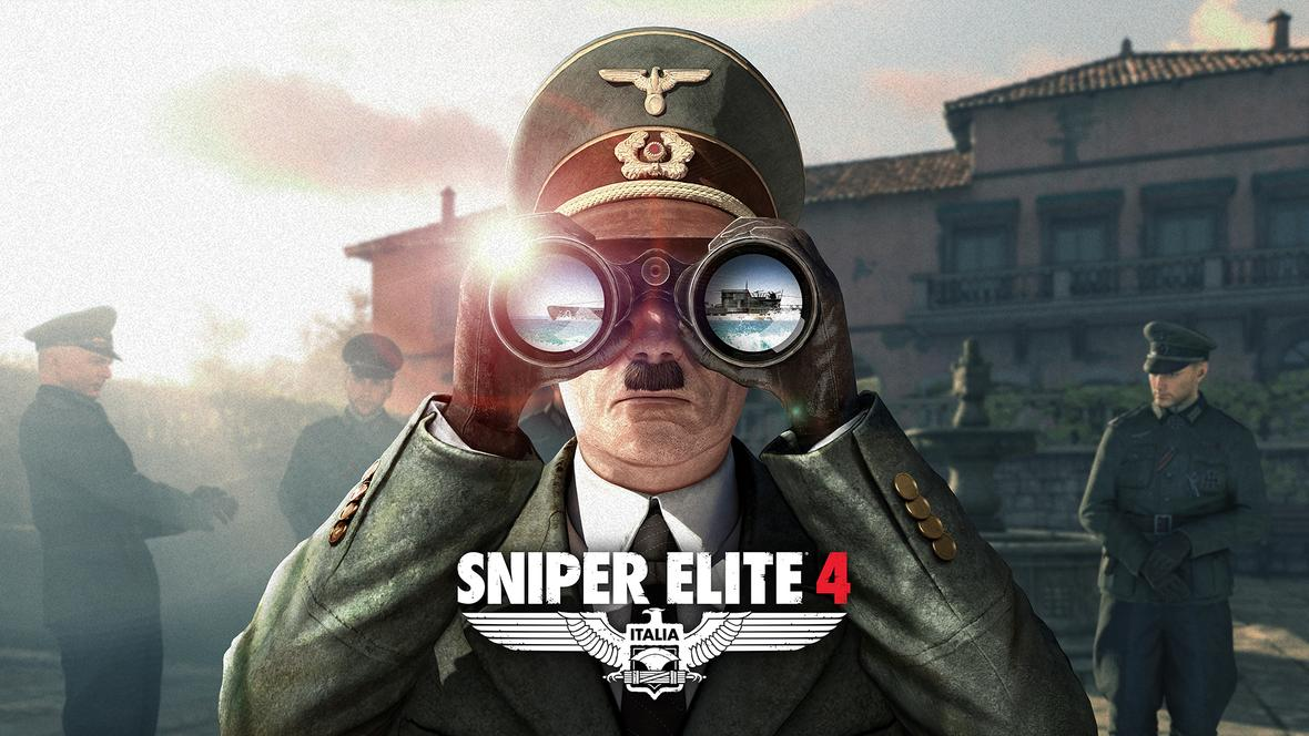 Sniper Elite 4's debut gameplay trailer teases bonus pre-order mission