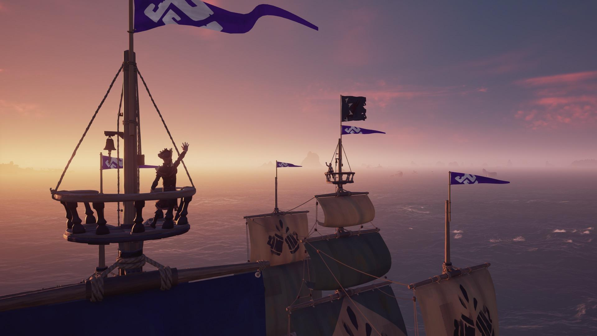 Sea of Thieves Passed Five Million Players as Cursed Sails Update Launches