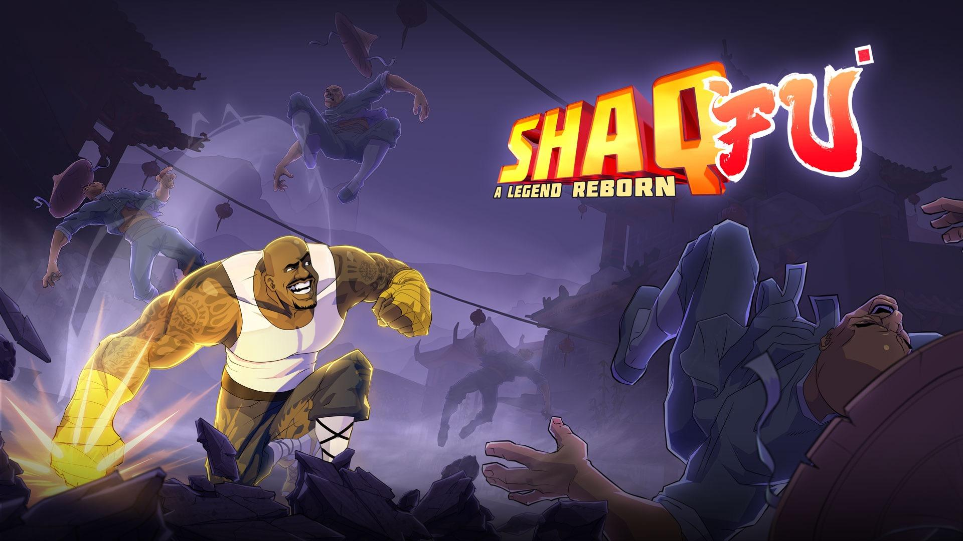 Shaq Fu: A Legend Reborn getting physical and digital release this spring