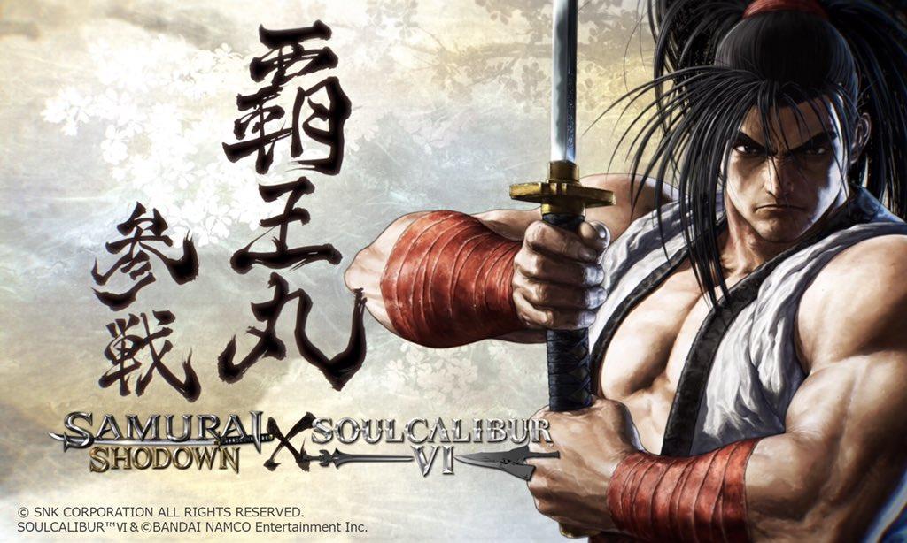 SNK Announces A Second Season Of DLC For The Samurai Shodown Reboot