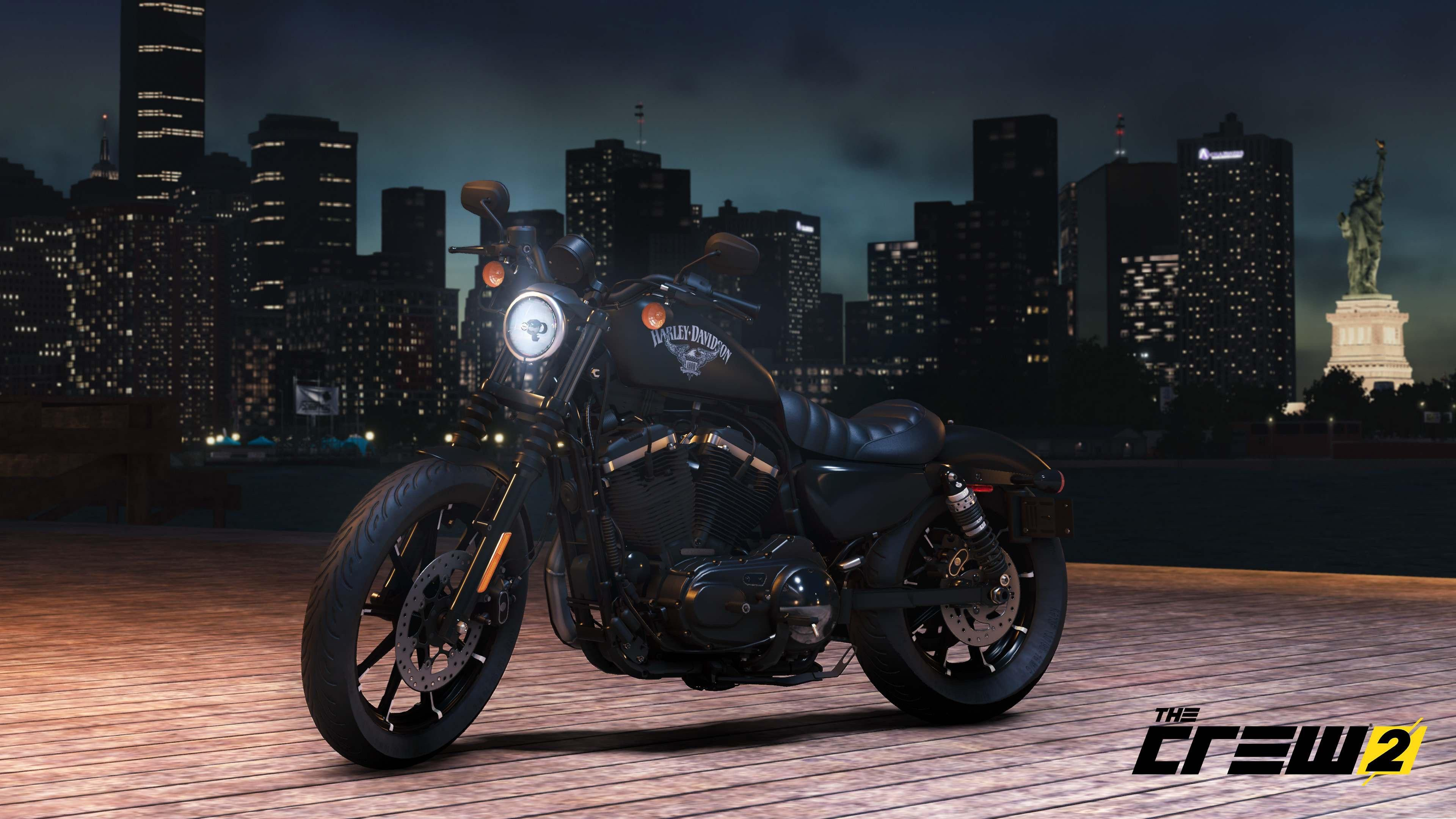 the crew 2 to feature exclusive harley davidson. Black Bedroom Furniture Sets. Home Design Ideas