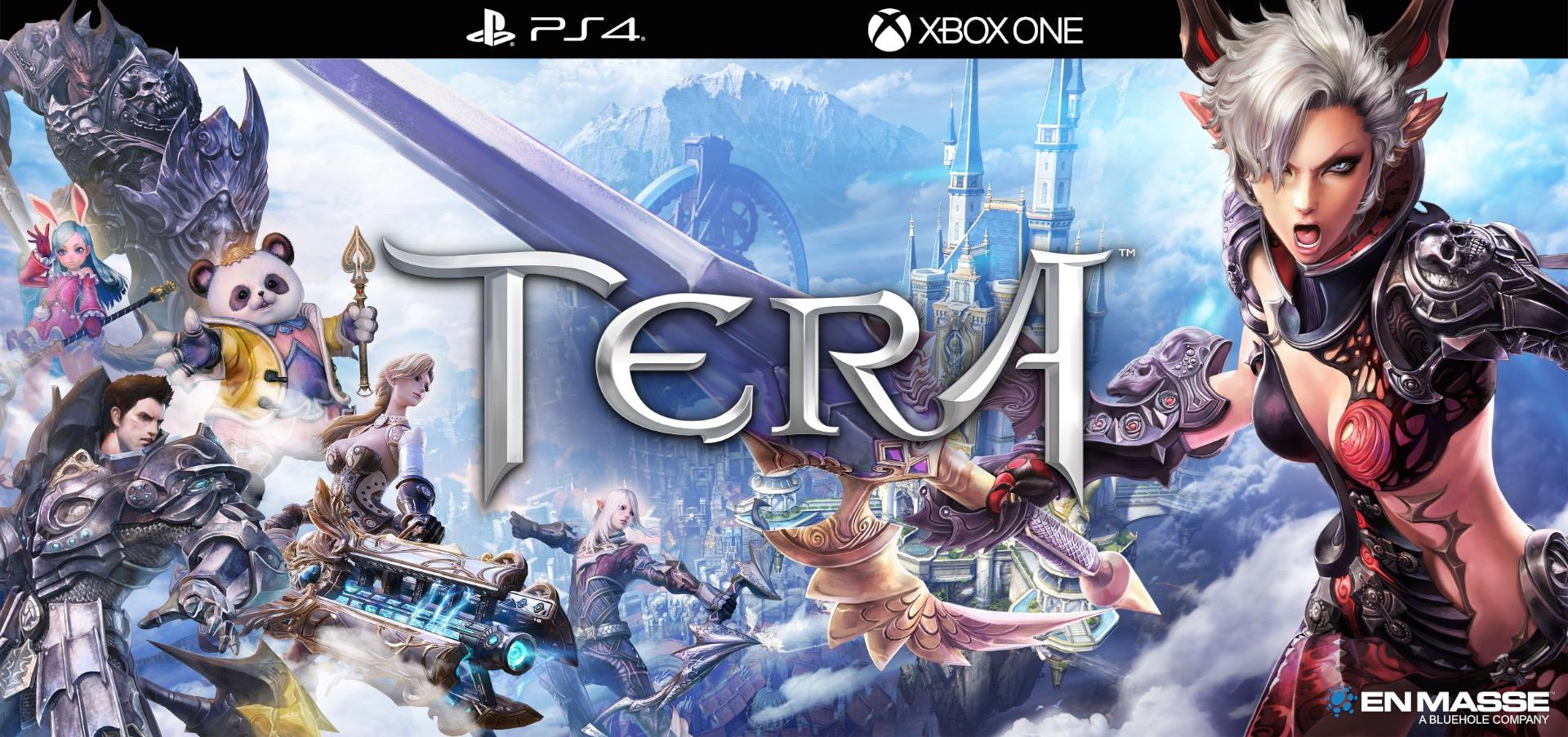 Tera Brings Mmo Action To Xbox One Next Week Xbox One