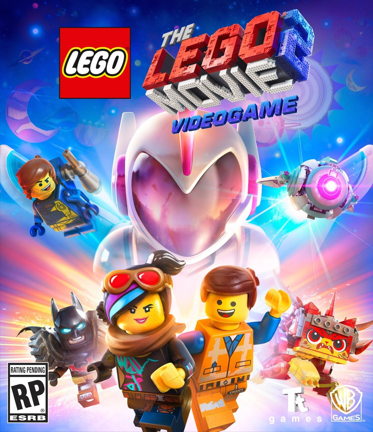the lego movie 2 videogame announced for 2019 release. Black Bedroom Furniture Sets. Home Design Ideas