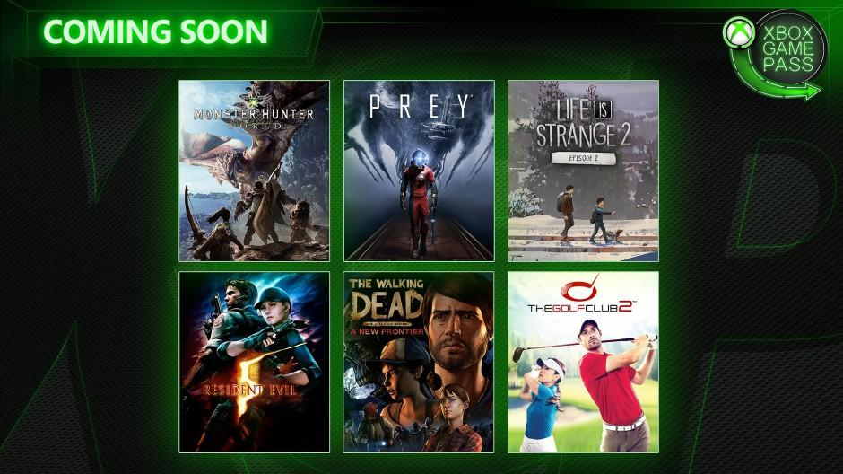 This Could Be The Most Impressive Xbox One Game Pass Lineup
