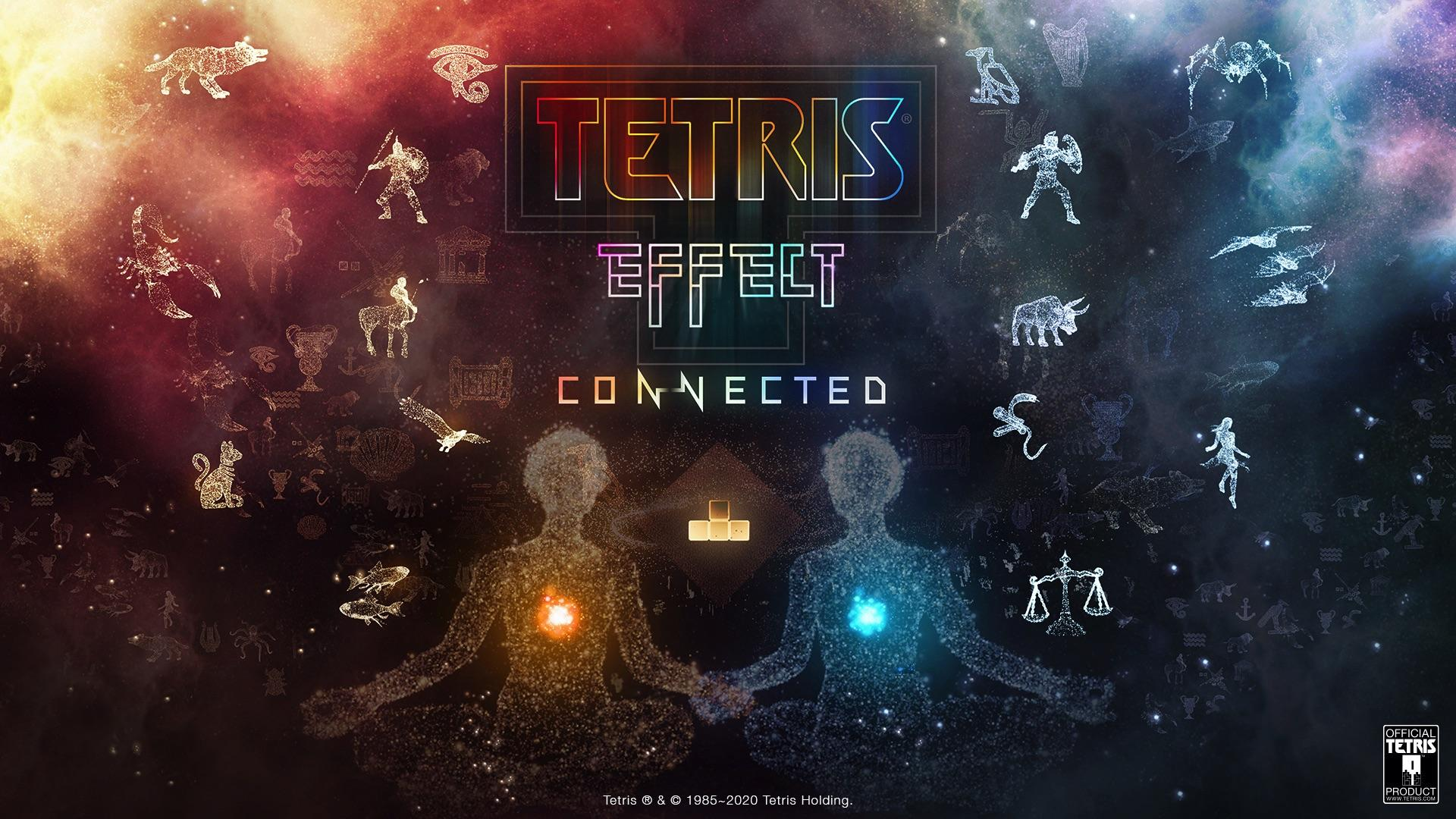 Tetris Effect: Connected reveals new multiplayer mode