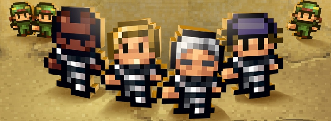 escapists xbox how to work out